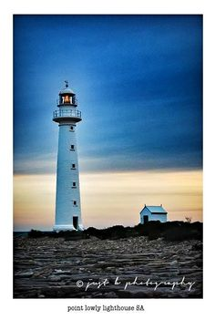 Point Lowly #Lighthouse - SA www.justbphotography.com.au http://dennisharper.lnf.com/