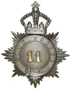 Nobles Numismatics Pty Ltd / Sale 117 / 17–20 Apr 2018 / Sydney / Lot 5315 / Militaria - Police… / MAD on Collections - Browse and find over 10,000 categories of collectables from around the world - antiques, stamps, coins, memorabilia, art, bottles, jewellery, furniture, medals, toys and more at madoncollections.com. Free to view - Free to Register - Visit today. #Police #Badges #MADonCollections #MADonC Police Badges For Sale, Michael Kors Watch, Sydney, Bottles, Mad, Stamps, Coins, Collections, Jewellery