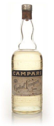 Campari Cordial 1l - 1950s-60s
