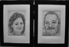 Portraits,  family