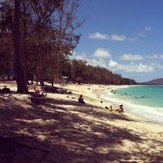 "@jboitnott's photo: ""Waimanalo Beach Park"""