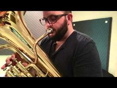 Uptown Funk (Euphonium Loop) - Bill Muter - YouTube