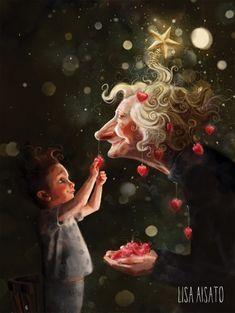 Children's Book Illustration, Digital Illustration, Instagram Artist, Funny Art, Book Art, Fantasy Art, Drawings, Artwork, Lisa