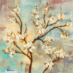 Masterpiece Art - Kyoto Blossoms IV, $18.30 (http://www.masterpieceart.com.au/kyoto-blossoms-iv/)