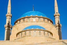Mezquita de Beirut, Libano