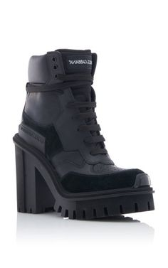 Platform Ankle Boots, Leather Ankle Boots, Combat Boots, Shoe Boots, Black Leather, Blue Knee High Boots, Over The Knee Boots, Black Boots, Cute Shoes