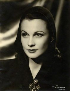 Vivian Leigh- one of the most beautiful actresses of all time...