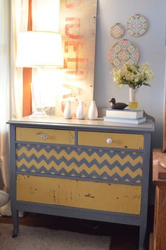 The Painted Turtle: Charlie Brown Dresser
