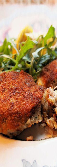 Edwardian Fish Cakes - Wonderful Old Fashioned Recipe