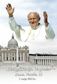 CATHOLICVS: Sellos conmemorativos por la beatificación de Juan Pablo II Saint Jean Paul Ii, Pope John Paul Ii, Paul 2, Papa Francisco, Papa Juan Pablo Ii, Juan Xxiii, Catholic Saints, Jesus Painting, Pape Jeans