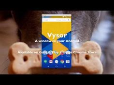 Vysor Lets Controls Your Android Phone From Your Computer