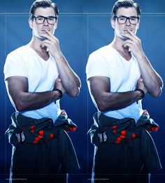 Ghostbusters as Kevin Beckman