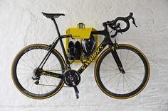 Fiets Muurbeugel BikeDock Loft Tour de France   #mooiwonen #inspiratie #interieur #trends #woonbeurs #design - Artivelo - Google+