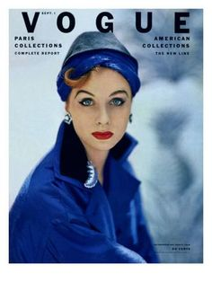 Vogue September Issue 1952