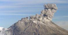#شبكة_أجواء : #روسيا : بركان Zhupanovsk ينفث الرماد بارتفاع 10 كم اليوم