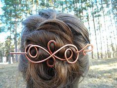 Accessoires cheveux cheveux Slide épingle à par ElizabellaDesign