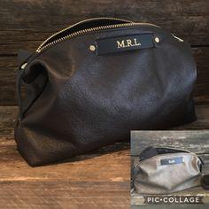 Mens Valentines Gift, Husband Gift, Mens Toiletry Bag, Dopp Kit, Leather Wash Bag, Gift For Him, Boyfriend Gift, Per