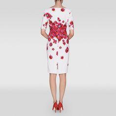 Lasana Printed Dress   Dresses   Clothing   L.K.Bennett, London