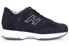 Hogan Shoes Leather Interactive (HXM00N03242R2Y2264SP) http://www.outletdelfashion.it/man-shoes/?p=2553