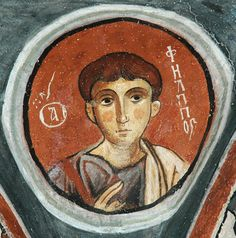 ANNE RANSON-TERESTCHENKO, dite Presbytera Anna: Icônes de l'Apôtre Philippe, Martyr.