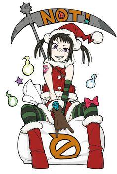 Tsugumi   Soul Eater NOT!, Si hubiera estado así de loca me lo habría visto...menudo fail Atsushi Ohkubo
