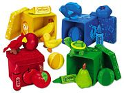 Color Discovery Boxes- These have really helped make learning colors fun for out toddles!