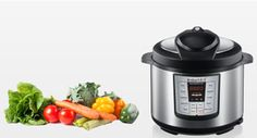 Compares Instant Pot, Fagor and Cuisinart multi-cookers.
