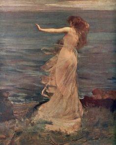 belaquadros: Ariadne George Frederic Watts 1817 - 1904