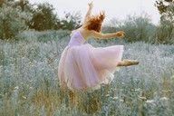 """Dance just for the joy of dancing...     """"Shout to the Lord with a joyful noise..."""""""