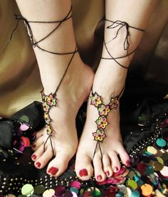 BAREFOOT SANDALS -