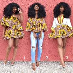 24 Street Ankara Fashion Styles - African Wear For Young Ladies We have the most amazing street Ankara styles / Street African wear for women. Nigerian Dress Styles, Short African Dresses, Ankara Dress Styles, African Print Dresses, Ankara Fashion Styles, African Fashion Ankara, African Inspired Fashion, Latest African Fashion Dresses, African Print Fashion