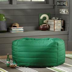 #PBTeen - Perfect bean bag chair for Dereon's room