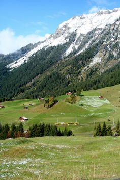 Interlaken, Switzerland #Travel
