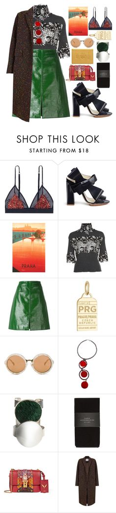 """""""Untitled #1281"""" by meelstyle ❤ liked on Polyvore featuring LoveStories, Delpozo, Giambattista Valli, Courrèges, Jet Set Candy, 3.1 Phillip Lim, Isabel Englebert, Zara, Valentino and The 2nd Skin Co."""