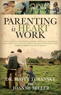 Parenting is Heart Work, a book about changing a child's heart, not just behavior.