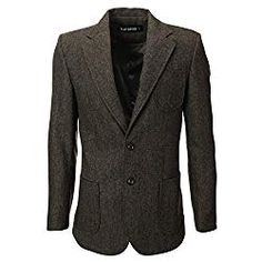 Shop a great sellection of Mens Casual Blazer & Sport Coats at FLATSEVEN. Discover our range of blazers for Men. Preppy Fall Outfits, Plaid Outfits, Sweater Outfits, Maroon Bomber Jacket, Blazer Jacket, Military Jacket, Oversized Sweater Outfit, Beige Sweater, Plaid Fashion
