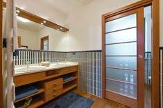 Large bathroom. Valentina Farassino Architetto