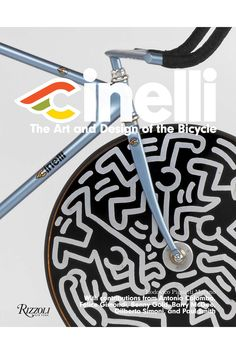 Rizzoli Cinelli – The Art and Design of the Bicycle