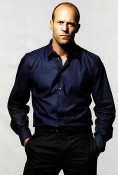 Jason Statham - For His Body, His Voice, Heck For Everything He Brings To The Table!