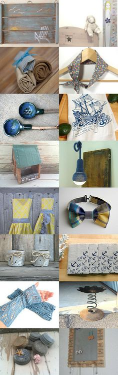 Blue Anchor Club by Tale on Etsy--Pinned with TreasuryPin.com