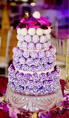Perfect Cake Pop Wedding Cake | Pinterest | Cake Pop, Wedding Cake And Traditional Wedding  Cakes