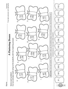 Four Digit Addition Worksheets With Regrouping #1