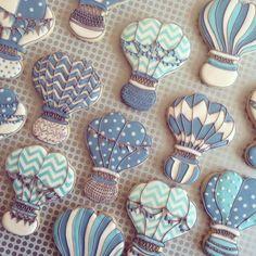 globos earostaticos cookies
