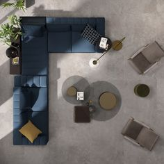 How To Quickly And Easily Create A Living Room Furniture Layout? Sofa Layout, Furniture Layout, Sofa Furniture, Furniture Plans, Living Room Furniture, Living Room Decor, Furniture Design, Furniture Dolly, Living Room Sofa Design