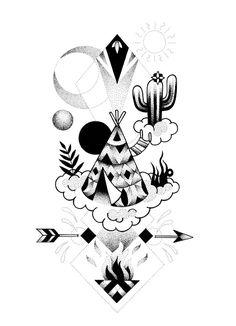 Illustrations | Violette