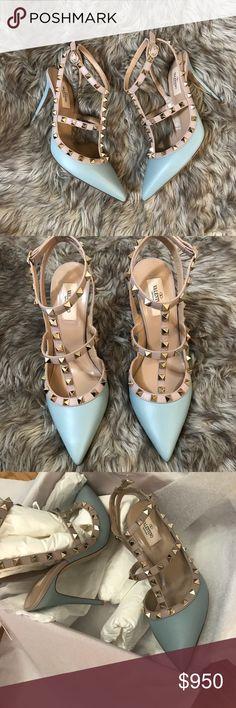 7ac67b5285db No offers Valentino Shoes Heels Valentino Rockstud
