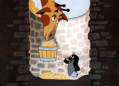 (2014-11) Muldvarpen graver brønd med hjælp fra giraffen
