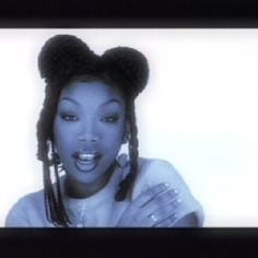 "Brandy From the ""Baby"" video"
