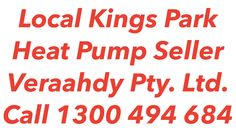 Heat Pumps Kings Park