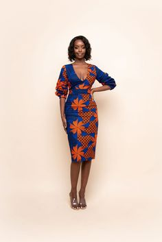 Best African Dresses, Latest African Fashion Dresses, African Print Dresses, African Print Fashion, African Attire, Ankara Fashion, African Prints, Nigerian Outfits, African Inspired Clothing